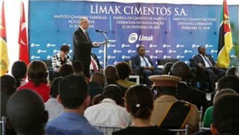 Limak, Mozambik'e öğütme ve paketleme fabrikası açtı