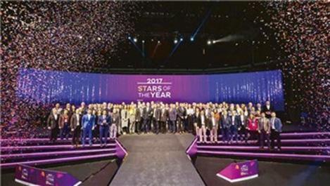 Yıldız Holding'e ''Sıfır İş Kazası' ödülü!