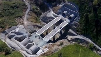 Karadeniz'i İran'a bağlayan Cankurtaran Tüneli açıldı!