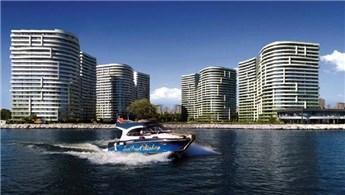 İstanbul'un denize sıfır yükselen değeri; Sea Pearl Ataköy!