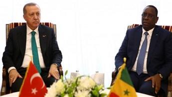 Senegal ile 474 milyon avroluk anlaşma imzalandı!