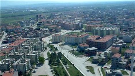 Türk Kızılayı, Bursa Karacabey'de inşaat yaptıracak!