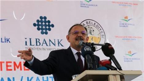 Bakan Özhaseki Adıyaman'da toplu açılış törenine katıldı!