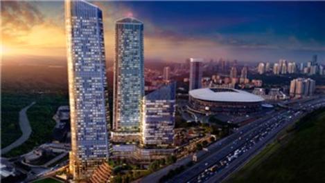 Skyland İstanbul'da rezidans ve ofislerin yüzde 83'ü satıldı!