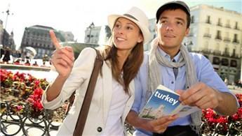 Turizmde tüm zamanların rekoru kırıldı