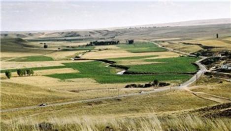 Arazi toplulaştırmasında 2023 hedefi 14 milyon hektar!
