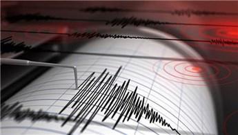 Erzincan'da 4,2 büyüklüğünde deprem!