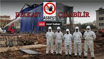 Asbestli eski binaların yıkımında bunlara dikkat!