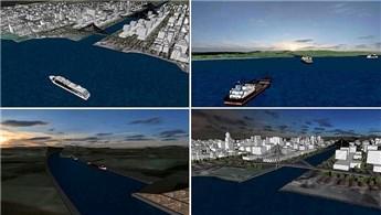 Kanal İstanbul'dan 340 metrelik gemiler geçecek