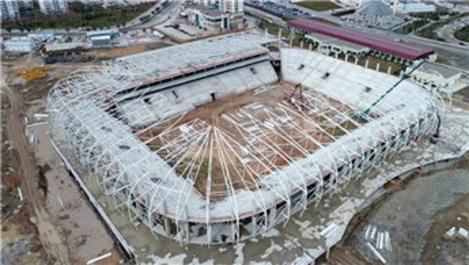 Eryaman Stadı, gelecek sezon hizmet verecek