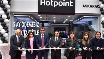 Hotpoint'ten 3 yeni konsept mağaza!