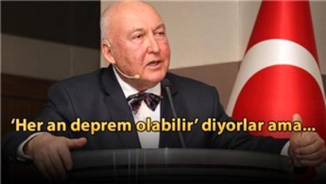 Prof. Dr. Ercan'dan 'İstanbul depremi' açıklaması!