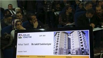 """TOKİ'nin """"KuzeyKent"""" projesinde 250 konut satışa sunuldu"""