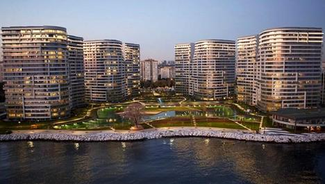 İstanbul'a 1401 konutluk proje: Sea Pearl Ataköy