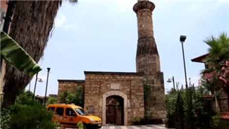 Antalya'da 'Fethin sembolü' olan cami restore edilecek