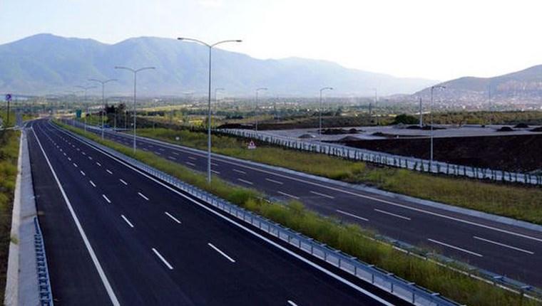 Kınalı-Tekirdağ-Çanakkale Otoyolu projesinde kamulaştırma kararı!