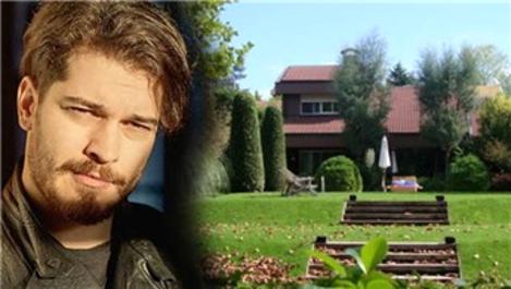 Çağatay Ulusoy, Cansit Villaları'ndan villa kiraladı