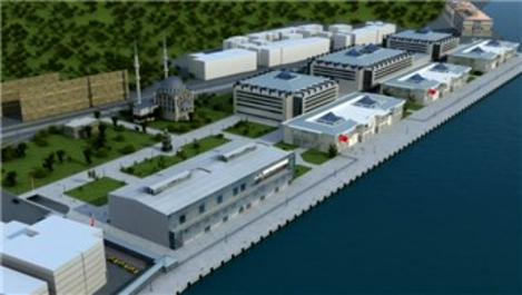 Galataport Projesi'nde ÇED süreci başladı
