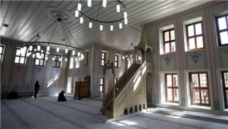 Sofular Camisi restorasyon sonrası ibadete açıldı