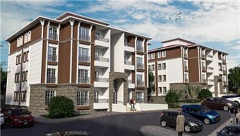 TOKİ Afyonkarahisar'da 236 konut inşa edecek