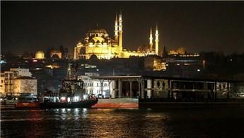 Karaköy'ün yeni akıllı yüzer iskelesi Haliç'e taşındı
