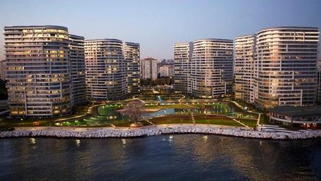 Denizin kenarında 2.7 milyar dolarlık proje: Sea Pearl Ataköy!