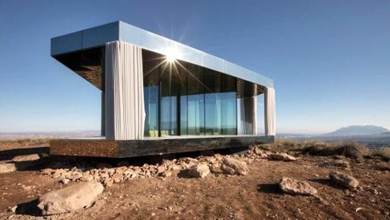 Guardian Glass'tan Çöl Evi projesi!