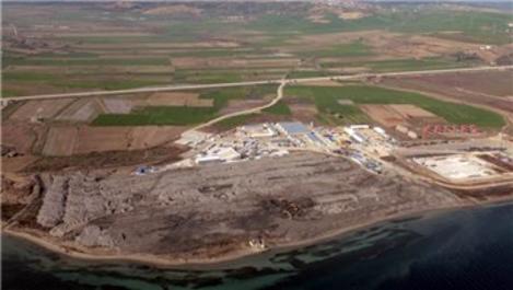 Vali Tavlı '1915 Çanakkale Köprüsü' inşaatını inceledi