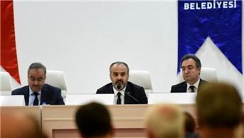 'Bursa'nın kentsel dönüşüme ihtiyacı var'