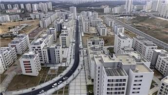 TOKİ'nin Kayaşehir'de inşa ettiği 605 konut satışa çıktı