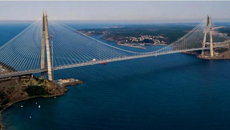 Yavuz Sultan Selim Köprüsü'ne demiryolu geliyor!