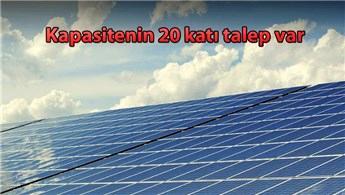 'Güneş enerjisi 300 bin kişiye istihdam sağlayacak'