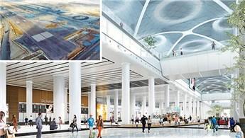 3. Havalimanı'nın ticari alanları yoğun talep gördü