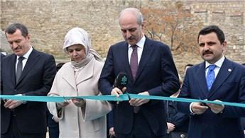 Kilitbahir Kale Müzesi ve Fatih Camisi açıldı