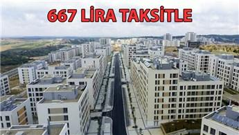 TOKİ, İstanbul Kayaşehir 2018 projesini satışa açtı!