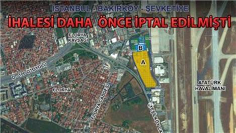 Emlak Konut Bakırköy Şevketiye arsası oturum tarihi!