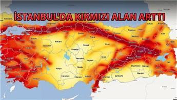 Türkiye'nin deprem haritası elektronik ortama aktarıldı