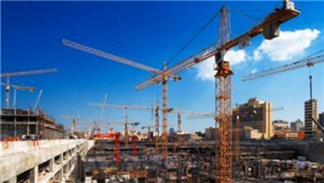 Avrupa'da inşaat üretimi ocakta yüzde 2,1 azaldı