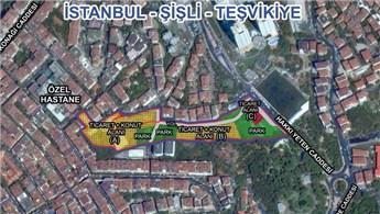 İstanbul Şişli Teşvikiye İhalesi 2. oturum tarihi!
