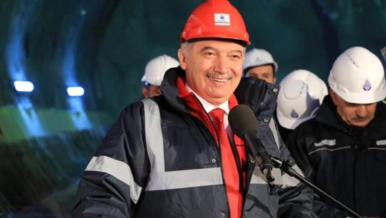 'Metroda önceliğimiz Arnavutköy ve Sultanbeyli'