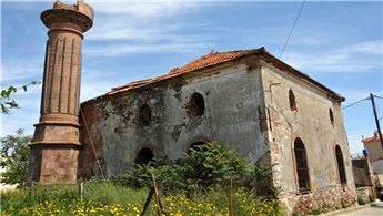 Midilli Adası'ndaki Valide Camisi restore edilecek