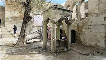 Şanlıurfa'nın Kuyulu Evi restore ediliyor