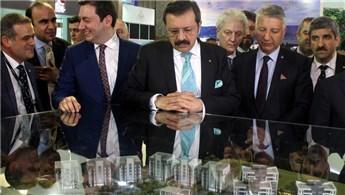 'Yabancıların Türkiye'deki fuarlara ilgisi artıyor'