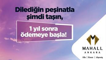 Türkerler, Mahall markalı projelerde kampanya başladı