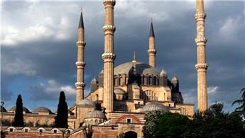 """Selimiye Camisi'nin ışıkları """"Dünya Saati"""" için kapanacak"""