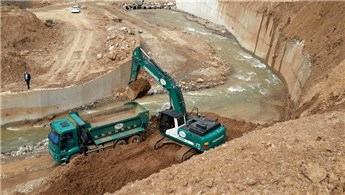 DSİ Giresun'da 8 baraj ve 3 gölet yapacak