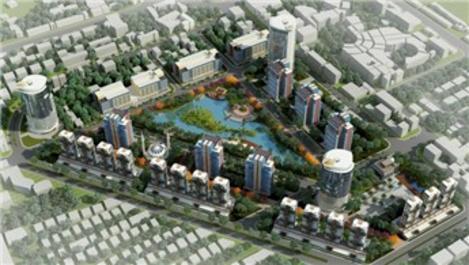 Sahabiye kentsel dönüşüm projesinin temeli atılıyor