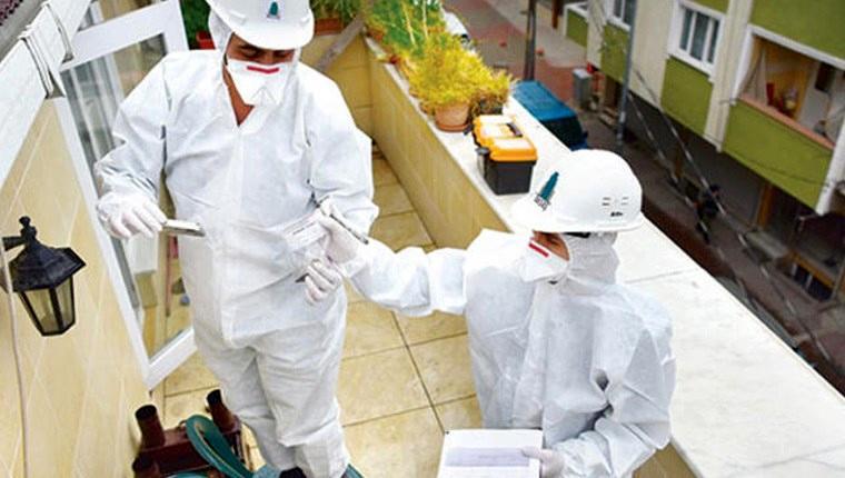 Asbest tehlike saçmaya devam ediyor