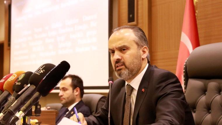 'Bursa'da herkes 'usulüne göre' dönüşebilir'