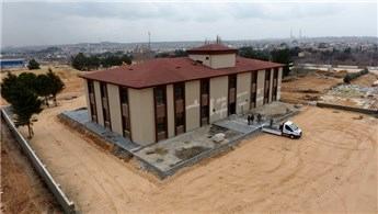 Gaziantep'te alzaymır hastaları için 'moral evi' yapıldı